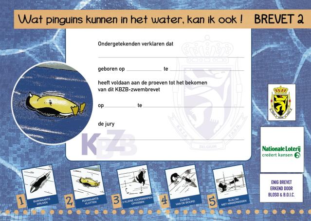 Afbeeldingsresultaat voor belgische brevetten pinguin